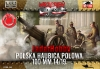 First to Fight PL1939-49 1/72 Polska haubica polowa 100mm 14/19