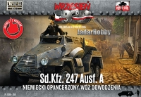 First to Fight PL1939-59 1/72 Sd.Kfz.247 Ausf.A