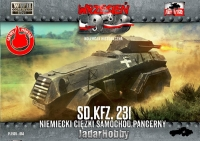 First to Fight PL1939-64 1/72 German Heavy Armored Car Sd.Kfz.231