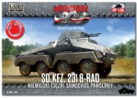 First to Fight PL1939-65 1/72 German Heavy Armored Car Sd.Kfz.231 8-Rad