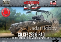 First to Fight PL1939-68 1/72 German Heavy Armored Car Sd.Kfz.232 6-RAD
