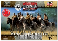 First to Fight PL1939-71 1/72 Polscy Ułani na koniach 1939