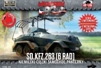 First to Fight PL1939-76 1/72 Sd.Kfz. 263 6-Rad