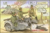 IBG 35002 1/35 BMW R12 w/Sidecar - Military Version
