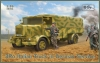 IBG 35054 1/35 3Ro Italian Truck in German Sevice