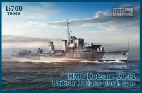 IBG 70009 1/700 HMS Hotspur 1941 British H-class destroyer