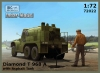 IBG 72022 1/72 Diamond T 968A with Asphalt Tank