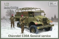 IBG 72054 1/72 Chevrolet C30A General service (steel body)