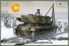 IBG 72059 1/72 Bergepanzer III (EASY ASSEMBLY KIT)