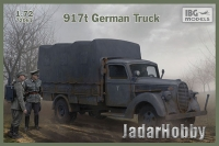 IBG 72061 1/72 917t German Truck