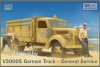 IBG 72071 1/72 V30000 S German Truck - General service