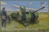IBG 72076 1/72 Flak 38 German Anti Aircraft Gun (2 in the box)