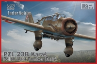 IBG 72506 1/72 PZL.23B Karaś - Polish Light Bomber (Early production)