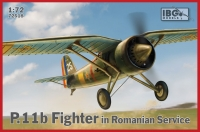 IBG 72518 1/72 P.11b Fighter in Romanian Service