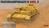 IBG World At War WAW009 1/76 Pz.Kpfw. IV Ausf. D