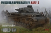 IBG World At War WAW010 1/76 Pz.Kpfw. IV Ausf. C -  (ENG/GER)