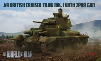 IBG World At War WAW011 1/72 A9 British Cruiser Tank