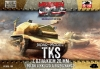 First to Fight PL1939-01 Polish TKS Tankette w/20mm Gun (1:72)