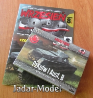 First to Fight PL1939-08 Pz.Kpfw.I Ausf.B (1:72)