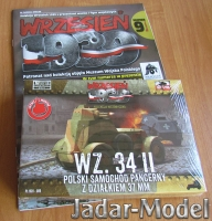 First to Fight PL1939-09 WZ.34 II (1:72)