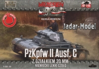 First to Fight PL1939-10 Pz.Kpfw.II Ausf.C (1:72)