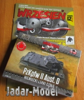 First to Fight PL1939-12 PzKpfw.II Ausf.D (1:72)