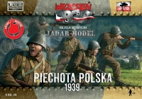 BACK TO SALE First to Fight PL1939-19 1/72 Polish Infantry, 1939