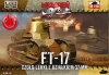 First to Fight PL1939-21 FT-17 Light Tank with 37mm cannon (1:72)