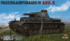 IBG World At War WAW008 1/76 Pz.Kpfw. IV Ausf. B