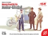 ICM 24003 1/24 - Henry Ford & Co. (3 figurki)