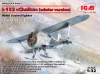 ICM 32011 1/32 I-153, WWII Soviet Fighter-winter version