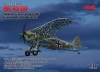 ICM 32021 1/32 CR. 42 LW , WWII German Luftwaffe Ground Attack Aircraft