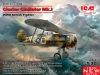 ICM 32040 1/32 Gloster Gladiator Mk.I, WWII British Fighter