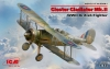 ICM 32041 1/32 Gloster Gladiator Mk.II, WWII British Fighter