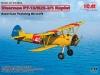 ICM 32052 1/35 Stearman PT-13/N2S-2/5 Kaydet, American Training Aircraft