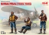 ICM 32105 1/32 British Pilots (1939-1945) (3 figures)