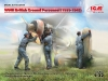 ICM 32107 1/32 WW2 British Ground Personel ...