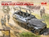 ICM 35104 1/35 Sd.Kfz.251/6 Ausf.A with Crew