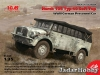 ICM 35506 1/35 Horch 108 Typ 40 Soft Top, WWII German Personnel Car