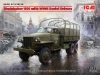 ICM 35510 1/35 Studebaker US6 with WWII Soviet Drivers