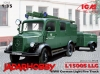 ICM 35526 L1500S LLG WWII German Light Fire Truck (1/35)