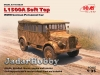 ICM 35529 1/35 L1500A Soft Top, WWII German Personnel Car