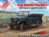 ICM 35581 1/35 le.gl.Pkw Kfz.1, WWII German Light Personnel Car