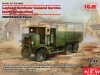 ICM 35602 1/35 Leyland Retriever General Service (early production), WWII British Truck