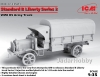 "ICM 35651 1/35 Standard B ""Liberty"" Series 2, WWI US Army Truck"