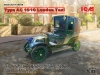 ICM 35658 1/35 Type AG 1910 London Taxi