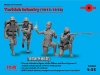 ICM 35700 1/35 Turkish Infantry (1915-1918)