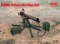 ICM 35712# 1/35 British Vickers Machine Gun