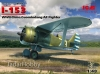ICM 48099  1/48 I-153, WWII China Guomindang AF Fighter
