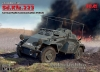ICM 48192  1/48  Sd.Kfz.223, German Radio Communication Vehicle